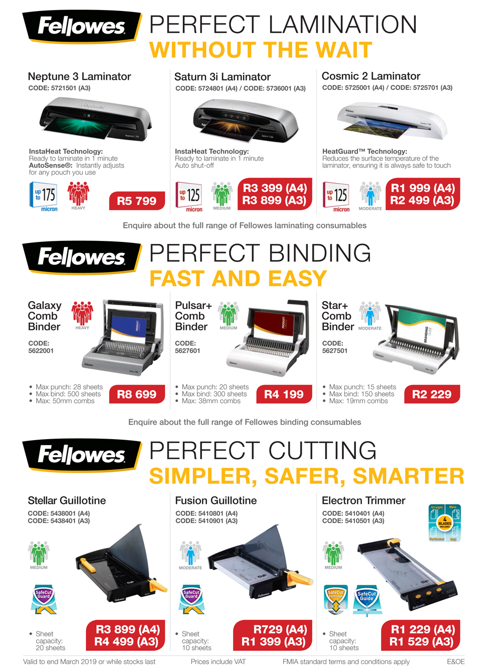 fellowes jan promo 2019 2