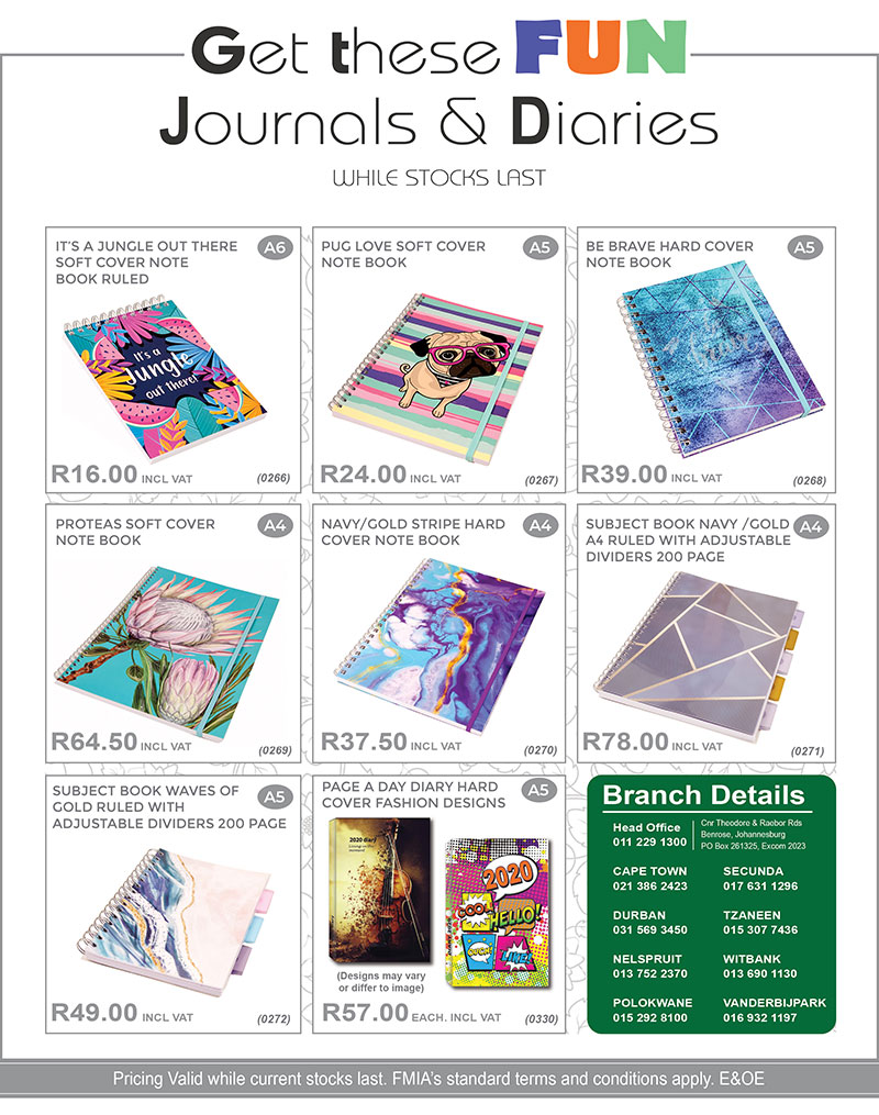 FUN JournalsDiaries Promo WEB