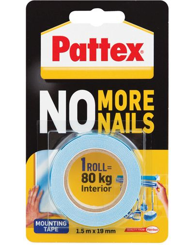 pattex no more nails interior