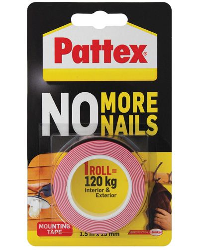 pattex no more nails interior exterior