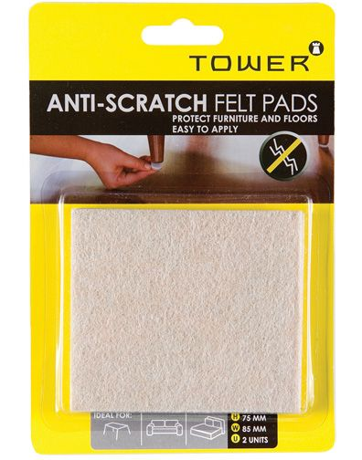tower anti scratch felt pads