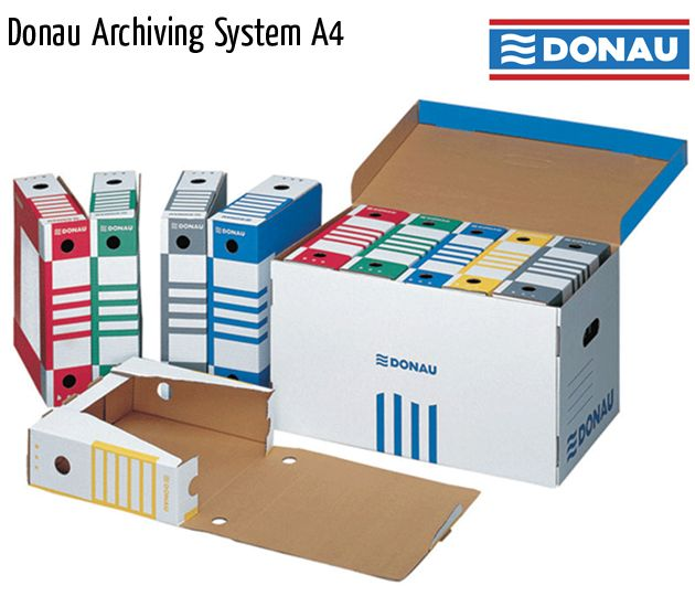 donau archiving system a4