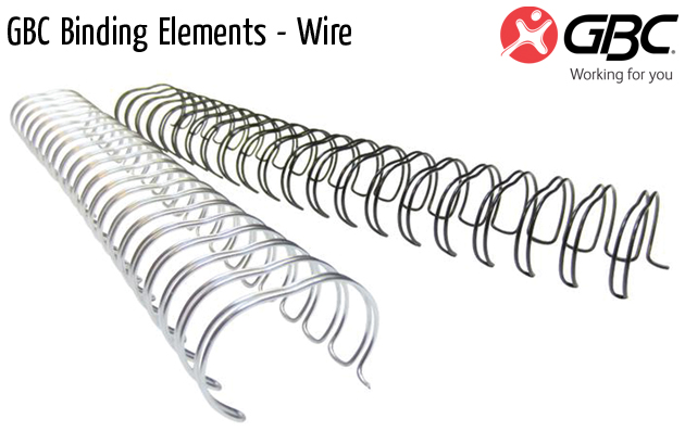gbc binding elements wire