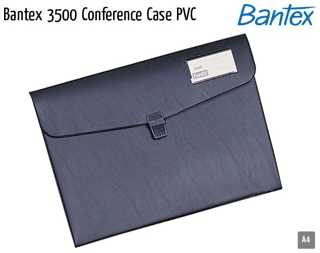 bantex 3500 conference case pvc