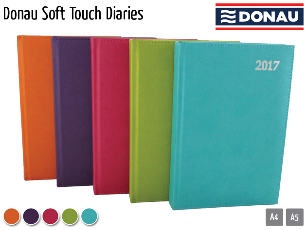 donau soft touch diaries