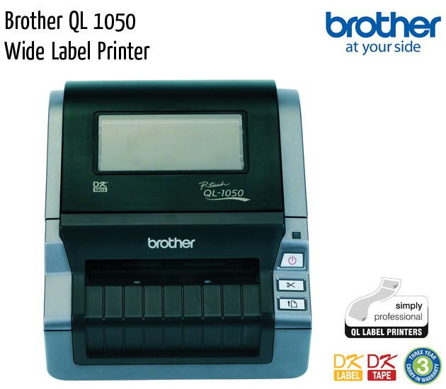 brother ql 1050