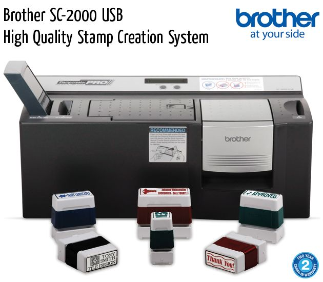 brother sc 2000 usb