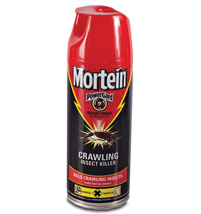 mortein powergard