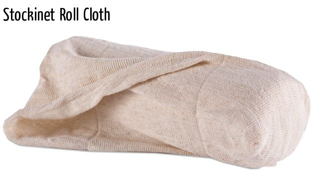 stockinet roll cloth