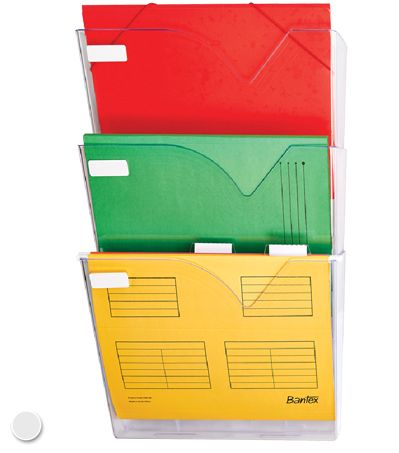 bantex 9451 wall pocket