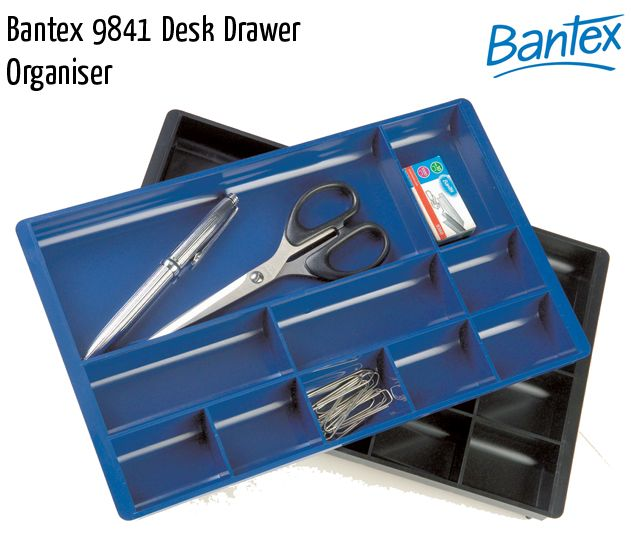 bantex 9841 desk drawer
