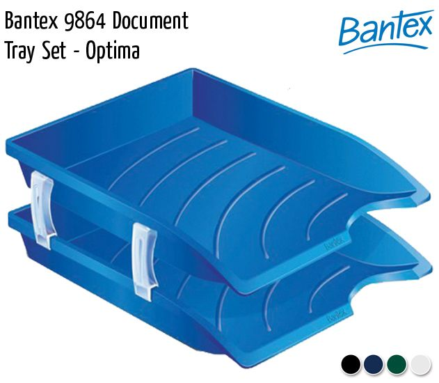 bantex 9864 document tray