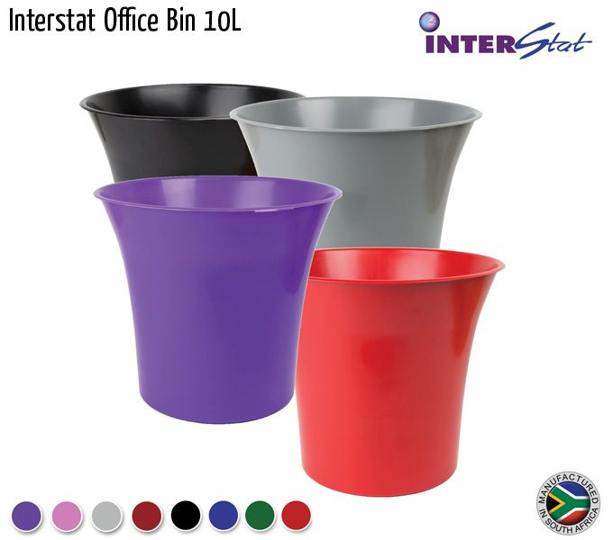interstat office bin 10l
