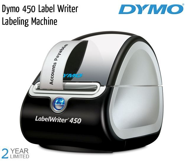 dymo 450 label writer