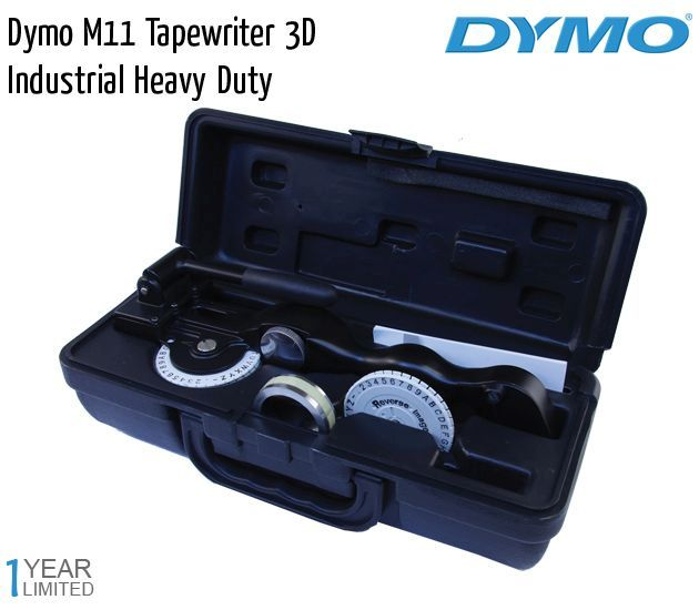 dymo m11 tapewriter 3d