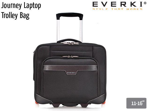 everki journey trolley