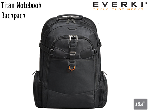 everki titan notebook