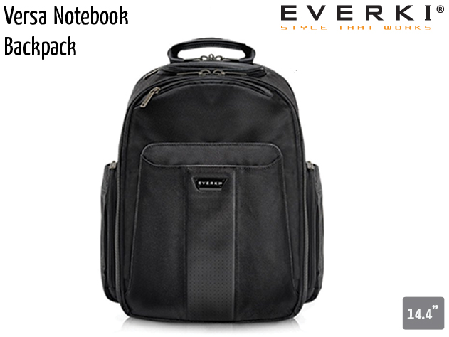 everki versa notebook backpack