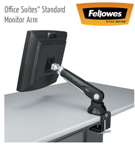 office suites monitor arm