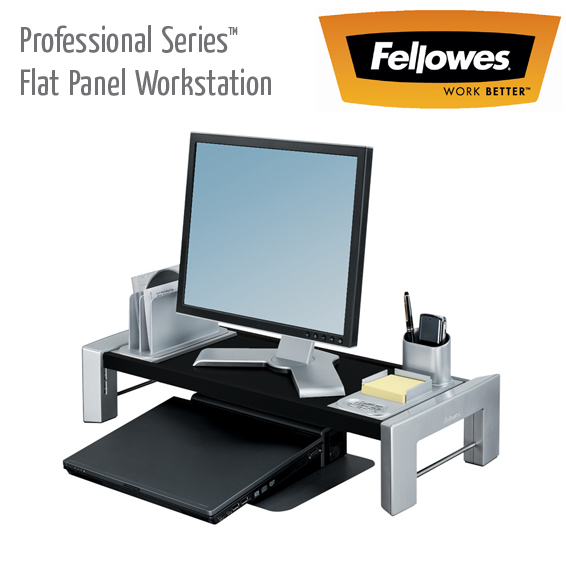 profesional flat panel workstation