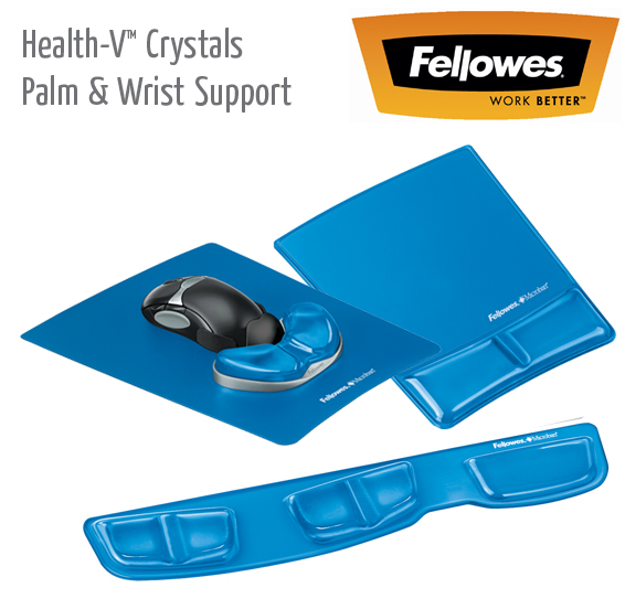 v crystals gliding palm support