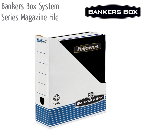 Bankers Box System Series Magazine File