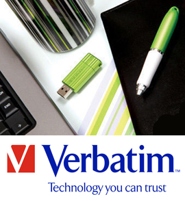 verbatim usb right