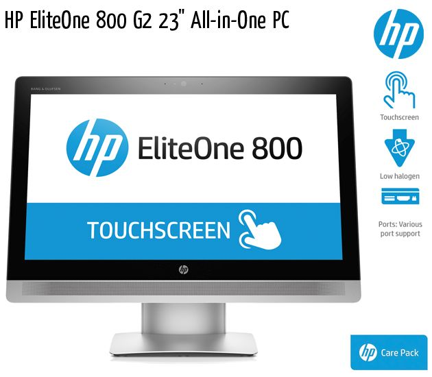 hp eliteone 800 g2 23 all in one pc