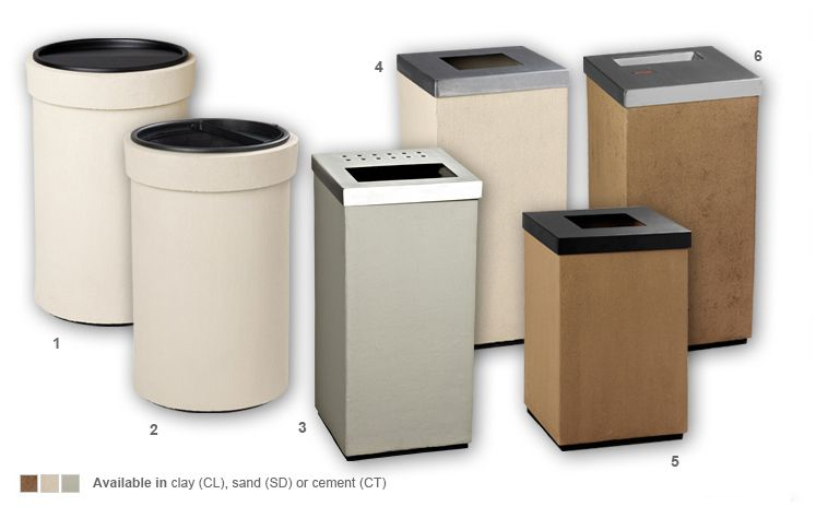 Eco fibre bins 01