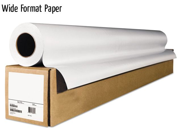 wide format paper