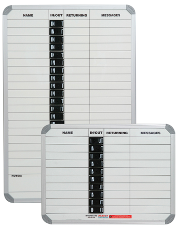 magnetic in out boards