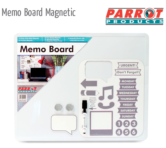 memo board magnetic