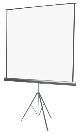 projector screen tripod