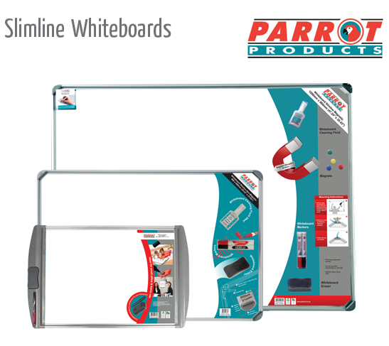 slimline whiteboards
