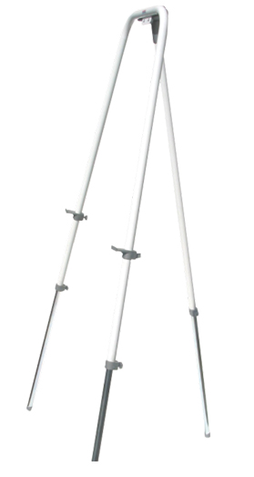 supports steel easel