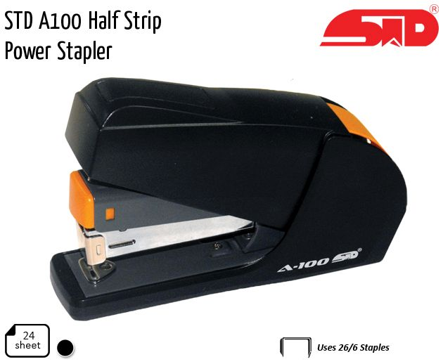 std a100 half strip