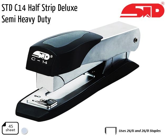 std c14 half strip deluxe