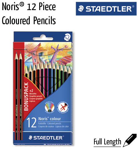 pencils steadler noris colour